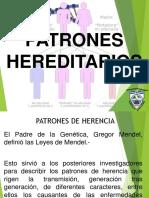 PATRONES HEREDITARIOS.pptx