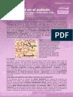 3. Immunity in the Lung (Inmunidad en El Pulmón)
