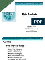 05 OSCReadiness2008 FIELDS Data Analysis