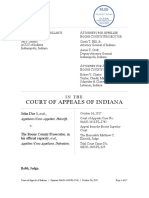 Court of Appeals Opinion