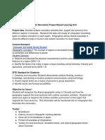 infographics pbl lessonplan