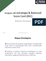 Mapas Estrategicos y BSC