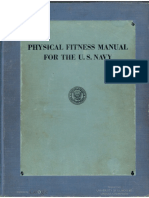 Physical Fitness Navy 1943