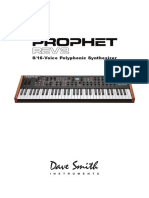 Prophet Rev2 Users Guide 1.0