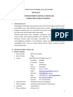 Program Kerja Kepala Sekolah 2010_2011