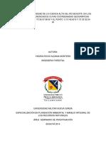 Evaluacion de Cobertura Vegetal en El Rio Bogota (1)