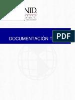 Documentecion Tecnica