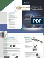 Enertronic Variador DELTA VFD-EL