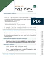 Matematica discreta Formacion Basica UNED