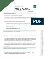 Geometria Basica Formacion Basica UNED