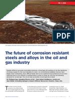 SMI Oil & Gas Report - Article in SSW Magazine, June 2013 (1)