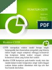 Trk II Reaktor Cstr