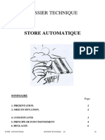 PFE Stores Automatiques