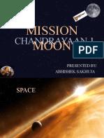 Chandrayaan - I