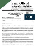 Lei Municipal 11381-2011 (Movimentação de Terras)