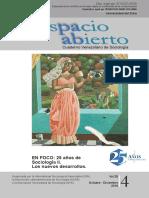 Derivas Sociológicas Sobre Prostitución S Morcillo Art. 3, 25-4