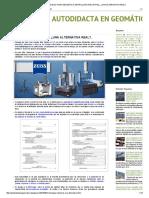 El Blog Del Autodidacta en Geomática_ Metrologia Industrial. ¿Una Alternativa Real