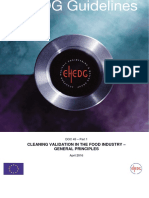 EHEDG FOOD INSUDTRY CLEANING VALIDATION.pdf