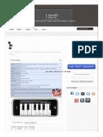 Tujhse Naaraaz Nahin Zindagi a Masoom Piano Keyboa