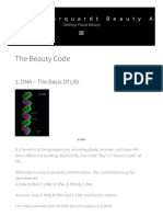 The Beauty Code Marquardt Beauty Analysis