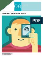 Jvenes y Generacin 2020 Revista de Estudios de Juventud 108