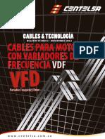 Cables Para VFD