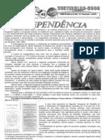 História - Pré-Vestibular Impacto - Independência das 13 Colônias Inglesas na América II