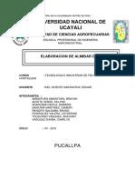 Piña en Almibar