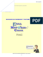 Mecanismo Del Motor de Gasolina FMC