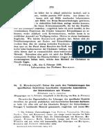 1886 Mendelejeff Ueber Die Nach Den Veränderungen Des Specifischen Gewichtes Beurtheilte Chemische Association Der Schwefelsäure Mit Wasser