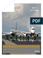 Airline Marketing EMBRAER DAY 2007