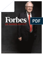 Warren Buffet Forbes