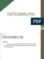osteomieltis