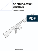 361252976 Pump Action Shotgun Plans Professor Parabellum