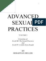 Advanced Sexual Practices