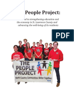 Nysut People Project Massena