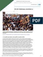 La Autodeterminación de Catalunya, Marxismo y Revolución