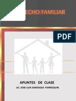 Apuntes de Derecho Familiar