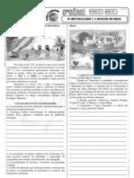 História - Pré-Vestibular Impacto - O Imperialismo e a Divisão Mundial I