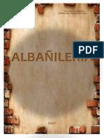 Ejercicio de Albañilería