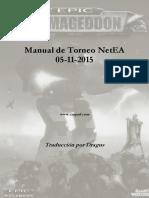 Epic Manual Torneo