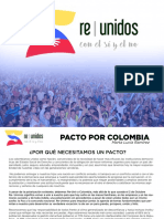 Pacto Por Colombia Marta Lucia Ramirez