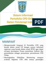 Presentasi Cpd Online