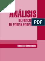 Analisis de funciones de varias - Valdes Castro, Concepcion.pdf