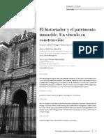 """Jessica Ramírez y Ana Laura Torres, """"El historiador y el patrimonio inmueble. Un vínculo en construcción"""""""