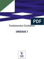 Guia de Estudos Da Unidade 01 - Fundamentos Contábeis I