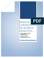 Manual Laboratorio Quimica Analitica Revisado