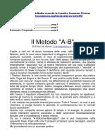 Il Metodo A-B1.pdf