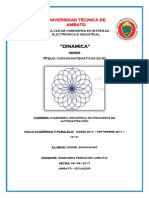Curvas Matemáticas 2d-3d Dinamica