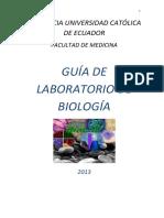 Guia Laboratorio de Biología 2014